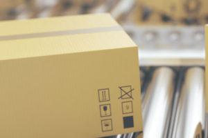 RSC Corrugated shipping boxes