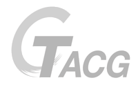 Gtacg logo in gray