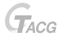 Gtacg logo in gray