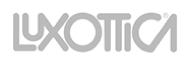 Luxxotica logo in gray