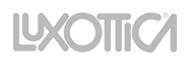 Luxxotica logo in gray